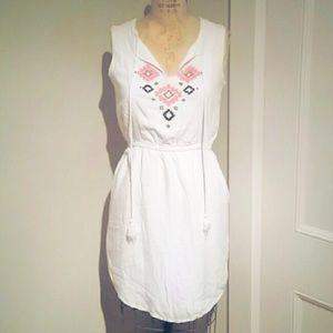 KENJI beaded summer dress